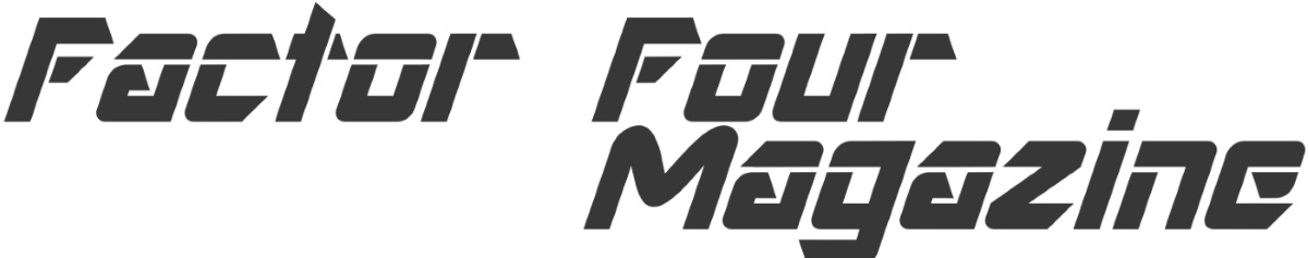 Factor Four Magazine logo